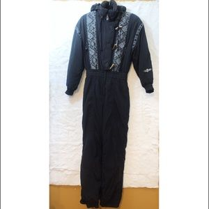 Vintage HEAD Sport wear Women's Ski Suit size 8